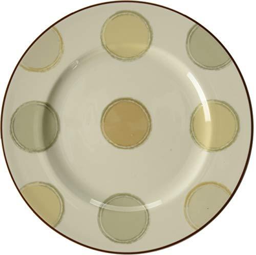 - Noritake Mocha Java Salad Plate