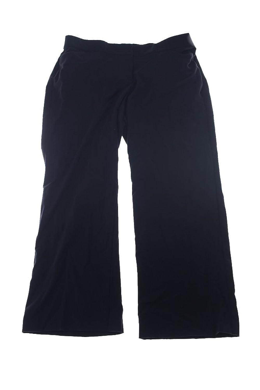 Jm Collection Plus Size Curvy-Fit Straight-Leg Pants