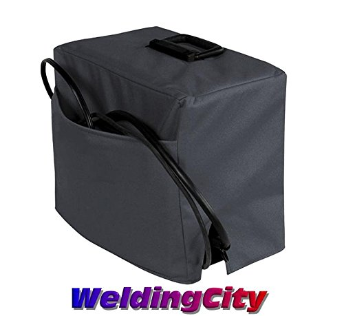 WeldingCity MIG Welder Cover (Tri-Layer) for Miller Millermatic 135 140 175 180 211 (Miller P/N 195149) (Lincoln 140 Mig Welder Best Price)