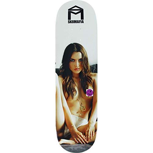 Sk8mafia Jess Skateboard Deck -8.25 - (Bundled with Free 1'' Hardware Set)