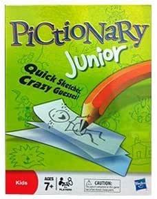 Pictionary Jr by Pictionary: Amazon.es: Juguetes y juegos