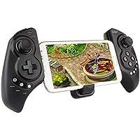 Telescopic Wireless Bluetooth Gaming Game Controller Gamepad Joystick for iPhone iPod iPad Samsung