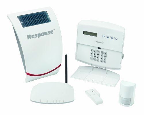 Friedland HISK1 868Mhz Wireless Alarm System with Remote Access Controllable Via...
