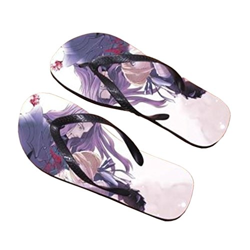Bromeo Fate Zero Fate/stay Night Anime Unisex Flip Flops Chanclas 224