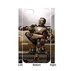 Generic Print With Iron Man 2 Proctecion Back Phone Covers For Teens For Apple Iphone 4/4S Choose Design 1-9