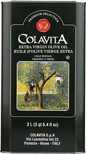 Colavita Extra Virgin Olive Oil in Tin, 3L Tin
