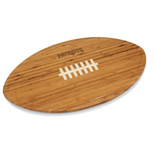 Au Jus Board (NFL New England Patriots Kickoff Cheese Board, 20 1/4-Inch)