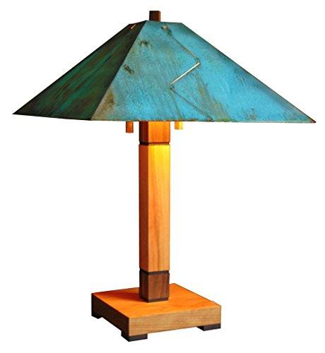 (Table lamp Chicago model)