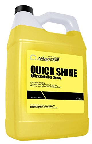 Nanoskin (NA-QSE128) Quick Shine Quick Detailer Spray - 1 Gallon