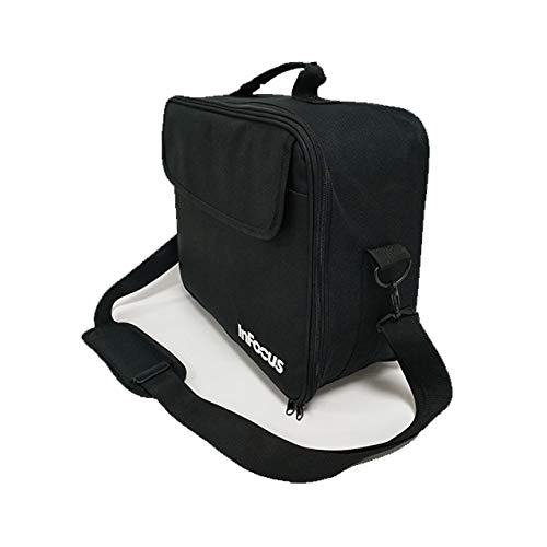 InFocus Deluxe Soft Projector Carry Case with Customizable Interior