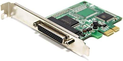 BeMatik - Tarjeta PCI-Express paralelo SPP EPP ECP 2 puertos ...