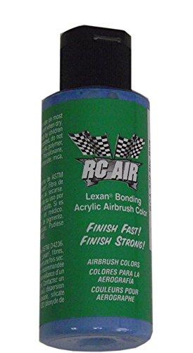 Airbrush Lexan Paint - Badger RCA-322 Rc Air Radio Control Lexan Sky Blue 2 oz Airbrush Paint