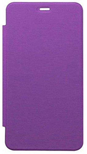 Tidel Purple Flip Cover for Motorola Moto E 2nd Generation <span at amazon