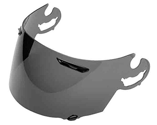 Arai Profile/RX7 Corsair/Vector Motorcycle Helmet Replacement Faceshield Dark Smoke