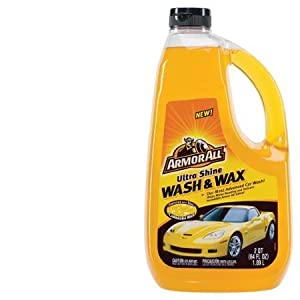 Armor All Car Wash Concentrate, has tough formula removes dirt and grime effectively, 64oz