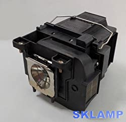 Woprolight Elplp85 Projector Lamp With Housing For Epson Powerlite Home Cinema 3500 3000 3700 3900 3100 3600e Projector Lamp Bulb Replacement