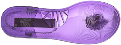 Katy Perry Women's The Geli Flat Sandal Grape Y6kRCCHZrw