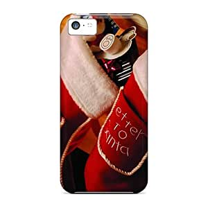 Iphone 5c UQmyIXH7762ZawjR Christmas Morning Holidays Tpu Silicone Gel Case Cover. Fits Iphone 5c