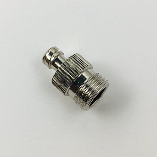(Metal Female Luer Lock Syringe Fitting to Pipe NPT 1/8