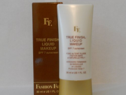 Fashion Fair True Finish Liquid Makeup Spf 7 Bare Bronze 2322