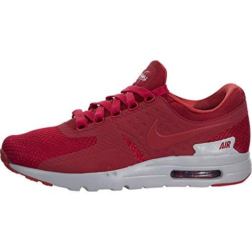 Nike Men's Air Max Zero Premium Red/Wolf Grey 881982-600