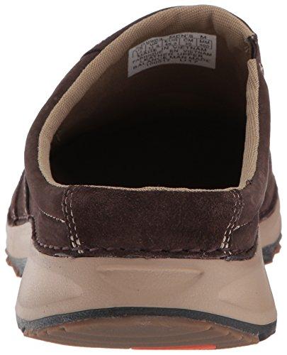 Dark Shoe Rockport Chocolate Bitter Clog Five Men's RocSports Lite RAXqrYXw