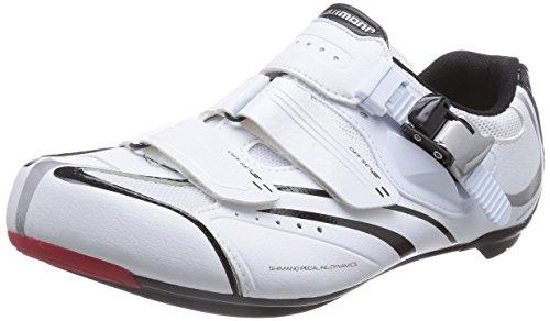 Bike Bianco Shimano E Adulti Scarpe shr088w Unisex Bianco Road 0EO4qO