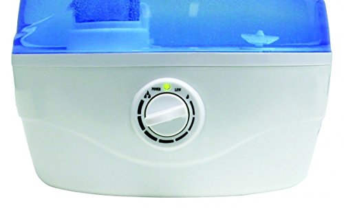 Comfort Zone Czhd22 Quiet Ultrasonic Anti Microbial