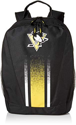 (Pittsburgh Penguins 2016 Stripe Primetime Backpack - Version 2)