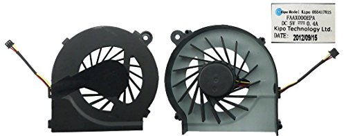 New CPU Cooling Fan for HP 606573-001 595832-001 597780-001 609229-001 series laptop. PCRepair (Cooling Reviews Cpu Fan)