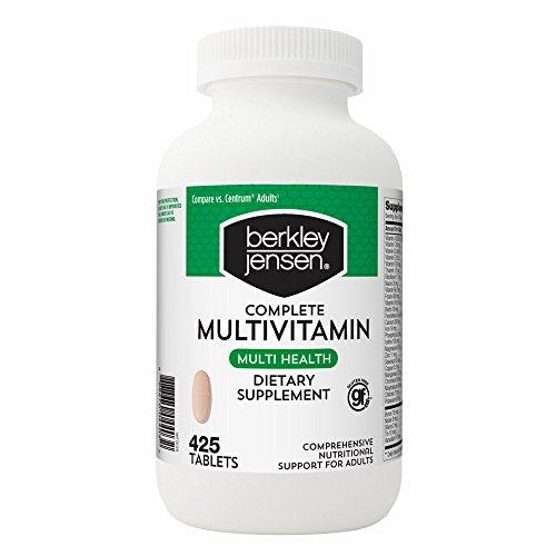 Berkley Jensen Adult Multivitamin, 425 ct. Review