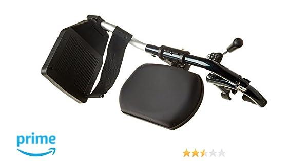 Drive Medical ELR002R - Soporte para pierna derecha (accesorio para silla de ruedas, aluminio): Amazon.es: Salud y cuidado personal