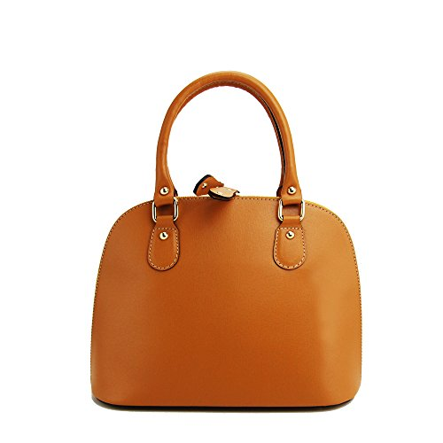 borsa bag N&N fashion leather made in Italy