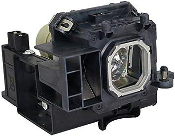 Supermait NP17LP / 60003127 Lámpara de repuesto para proyector con ...