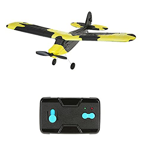 Remote Control Fly RC Airplane 345mm Wingspan EPP Glider Mini Drone Aircraft Flight Toys (Remote Control Viking)
