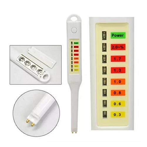 (Finedayqi  Food Salt Dish Soup Electronic Salinometer Tester Pen Salinity Meter Checker)