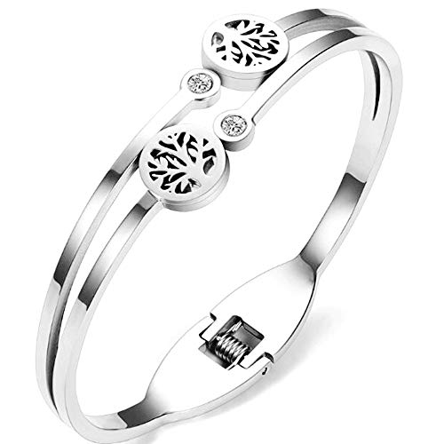 Jude Jewelers Stainless Bangle Bracelet product image