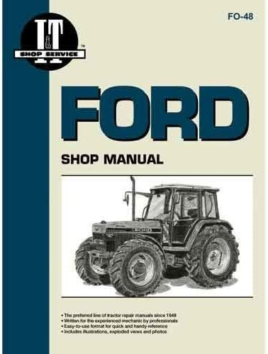 Amazon.com: All States Ag Parts Parts A.S.A.P. I&T Shop Manual Ford 6640  6640 7740 7740 8240 8240 5640 5640 8340 8340 7840 7840: Garden & OutdoorAmazon.com