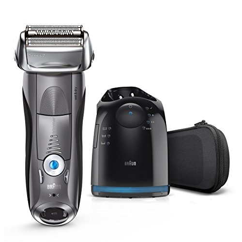 Braun Premium All-in-One Turbo-Powered Cordless Universal Voltage Wet & Dry Shaving Kit by Braun