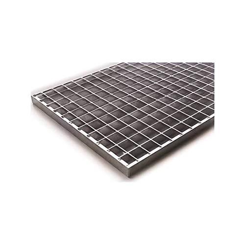 Suelo de rejilla ROST VSR, acero galvanizado de ROSCO - 500 x 350 mm: Amazon.es: Bricolaje y herramientas