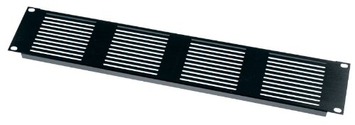 Rackmount Vent Panel - Vent Panels with Horizontal Slots / Rack front panel (vented)- VTP-3