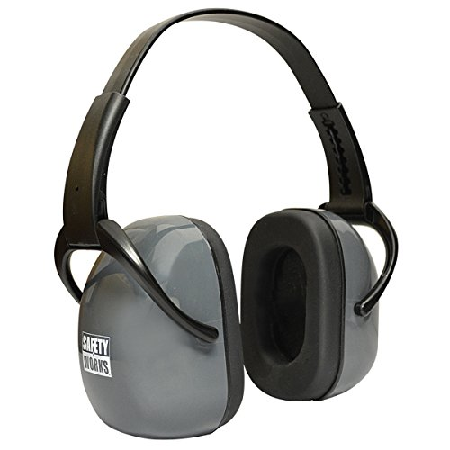 Safety Works SWX00115 Foldable earmuffs product image