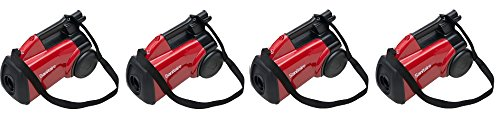 Review Of Sanitaire SC3683B Commercial Canister Vacuum, Red (4-(Pack))