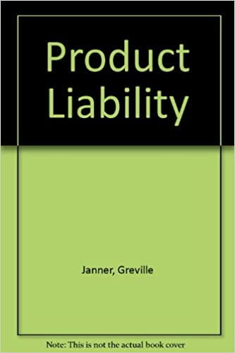 Download Product Liability PDF, azw (Kindle)