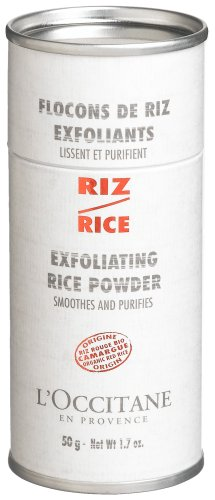 L'Occitane Exfoliating Rice Powder, 1.7 oz.