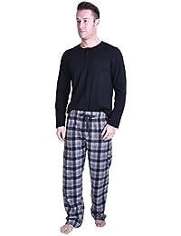 Men's 2 Piece Pajama Set