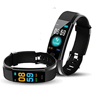 604663ef5a2 Bingo F1 Waterproof Silicon Smart Fitness Band for All Android   iOS ...