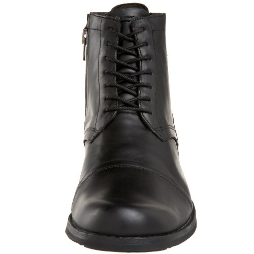 Timberland Guardianes de la Tierra seis pulgadas de arranque Zip Burnished Black