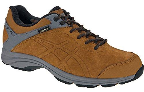 Asics Women de gel Trax Gore-Tex/q163l de 6264Walking para mujer marrón, color, talla 12 US