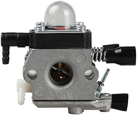 Carburador para Stihl FS38, FS45, HS45FC55, FS310cortasetos motosierra c1q-s169Zama Carb sustituye 4228–120–0608